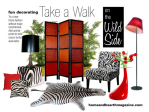Animal Print Home Accessories