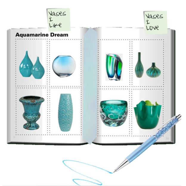 Decorative Vase Wish List