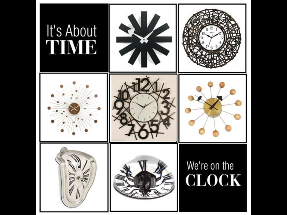 Unique Wall Clocks You'll Love