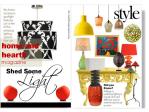 Modern Lamp Styles