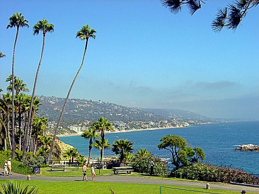 The Laguna Beach Landscape