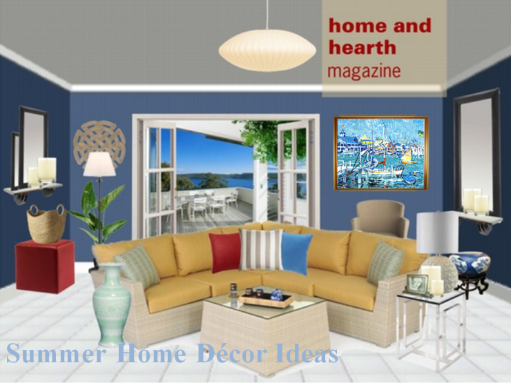 Decorating Your Summer Home
