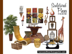 Sculptured Pieces for Home