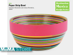 Paper Strip Bowl at the MoMA Store