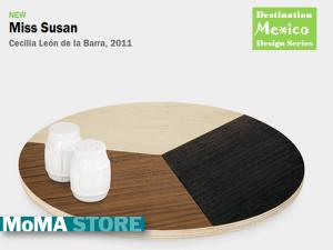 Miss Susan at the MoMA Store
