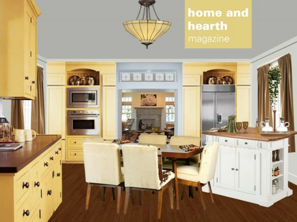 Pleasing Color Schemes Yellow Grey White And Taupe