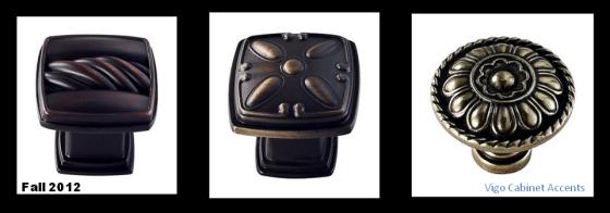 Vigo Luxury Cabinet Accents