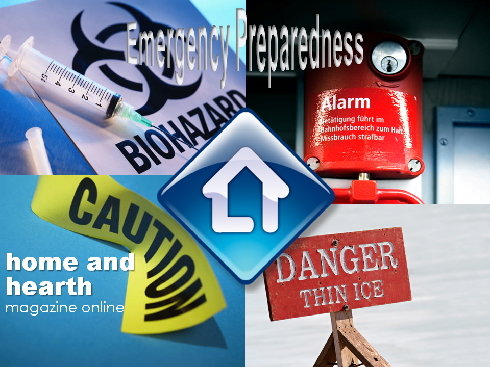 Emergency Preparedness for the Home