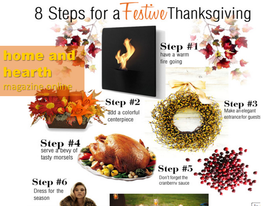 Creating a Festive Thanksgiving Holiday